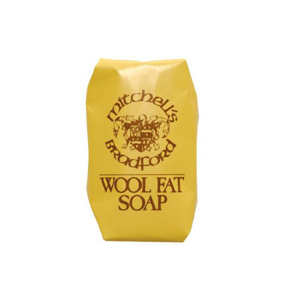 Mitchell's Wool Fat Bath Bar Soap - Mitchell's Wool Fat Soap - ItalianBarber.com