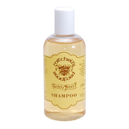 Mitchell's Wool Fat Shampoo 150ml-Mitchell's Wool Fat Soap-ItalianBarber