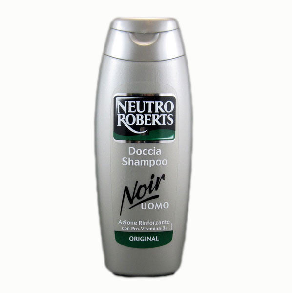 Neutro Roberts Shampoo & Body Wash Noir Uomo 250ml-Neutro Roberts-ItalianBarber