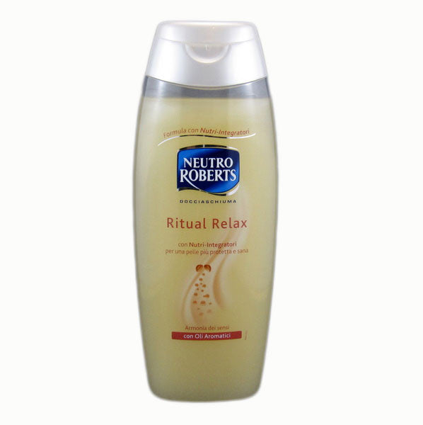Neutro Roberts Ritual Relax Shower Gel 250ml - Neutro Roberts - ItalianBarber.com