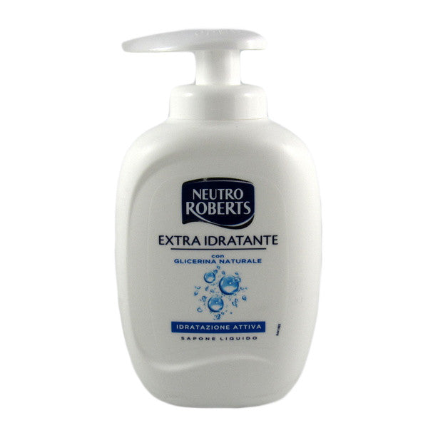 Neutro Roberts Extra Hydrating Liquid Hand Soap 300ml - Neutro Roberts - ItalianBarber.com