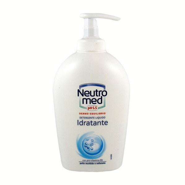 Neutromed Hydrating Classic Liquid Hand Soap 250ml-Neutromed-ItalianBarber
