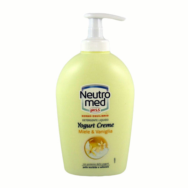 Neutromed Honey Vanilla Liquid Hand Soap 250ml-Neutromed-ItalianBarber