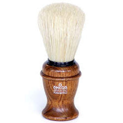 Omega 11137 - 100% Boar Bristle Shaving Brush-Omega-ItalianBarber
