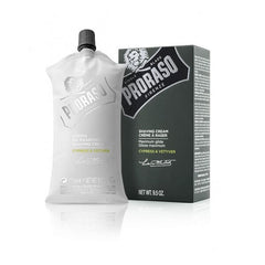 Proraso Shaving Cream - Cypress And Vetyver - 275ml Tube-Proraso-ItalianBarber