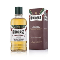 (BARBER SIZED Red Splash) Proraso Sandalwood Aftershave - Splash - Barber Sized Bottle-Proraso-ItalianBarber