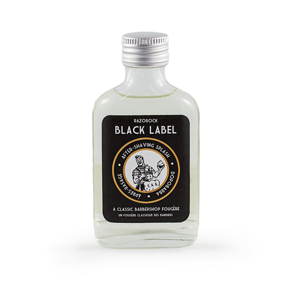 RazoRock BLACK LABEL After Shaving Splash-RazoRock-ItalianBarber