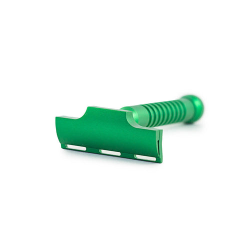 RazoRock HAWK Single Edge Razor - V2 HULK GREEN-RazoRock-ItalianBarber