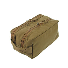 Alpha One Niner, RECON EIGHT, Compact Dopp Kit - Coyote - Alpha One Niner - ItalianBarber.com