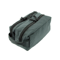 Alpha One Niner, RECON EIGHT, Compact Dopp Kit - Gray-Alpha One Niner-ItalianBarber