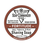 Soap Commander Shaving Soap - Fortitude - Soap Commander - ItalianBarber.com - 1