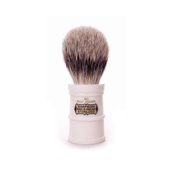 Simpsons Milk Churn Best Badger Shaving Brush-Simpsons-ItalianBarber