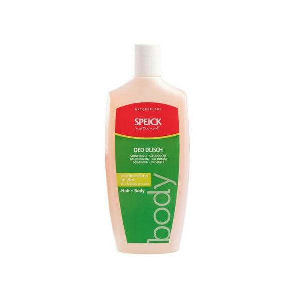 Speick Natural Deo Shower Gel and Shampoo-Speick-ItalianBarber