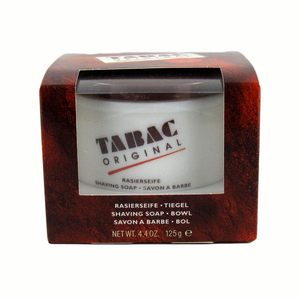 Tabac Shaving Soap in Bowl 125g-Tabac-ItalianBarber