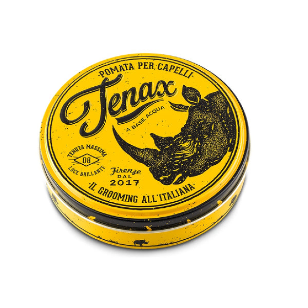 Tenax Water Based Pomade - Extra Strong Hold High Shine 08-Tenax-ItalianBarber