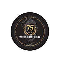 Tcheon Fung Sing 75th Anniversary Witch Hazel & Oak Shaving Soap-Tcheon Fung Sing TFS-ItalianBarber