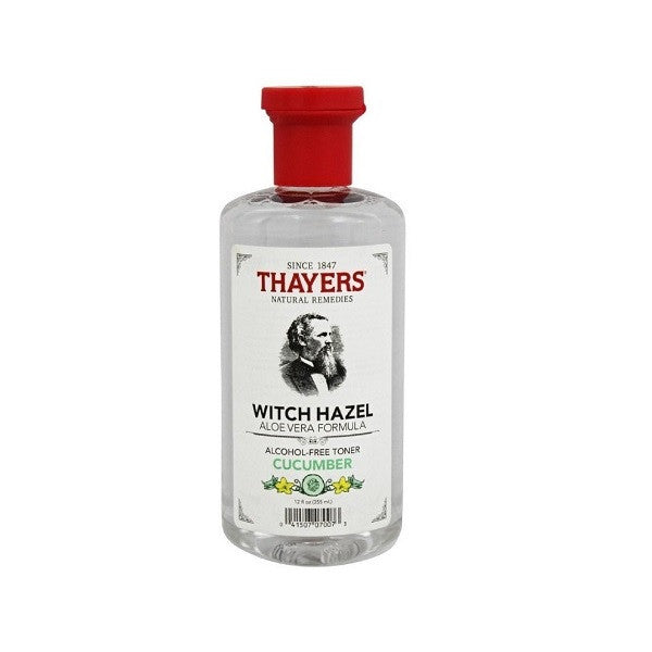 Thayers Cucumber Witch Hazel With Aloe Vera Alcohol-Free Toner-Thayers-ItalianBarber