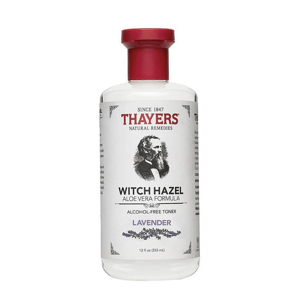 Thayers Lavender Witch Hazel With Aloe Vera Alcohol-Free Toner-Thayers-ItalianBarber