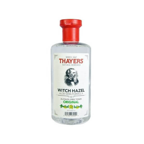 Thayers Original Witch Hazel With Aloe Vera Alcohol-Free Toner-Thayers-ItalianBarber