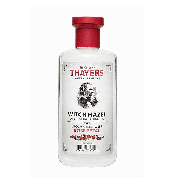 Thayers Rose Petal Witch Hazel With Aloe Vera Alcohol-Free Toner-Thayers-ItalianBarber