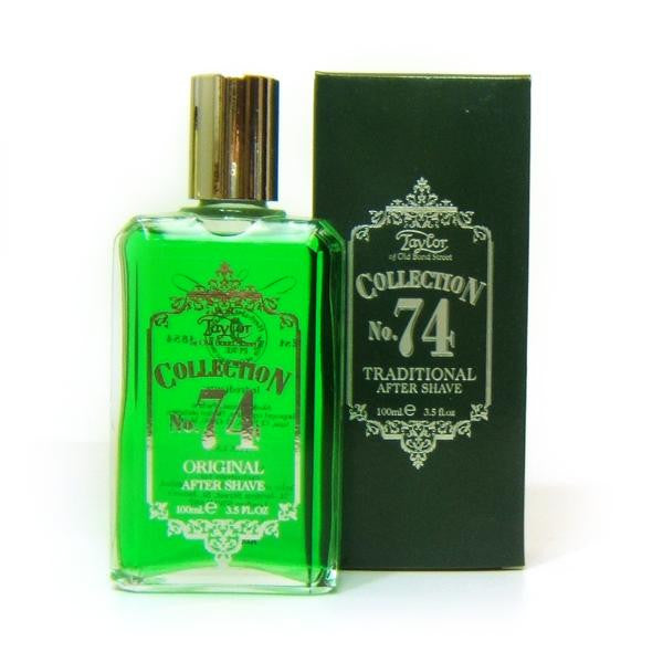Taylor of Old Bond Street Aftershave Lotion, No. 74 100ml - Taylor of Old Bond Street - ItalianBarber.com
