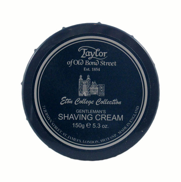 Taylor of Old Bond Street Shaving Cream Bowl, Eton College 150g-Taylor of Old Bond Street-ItalianBarber