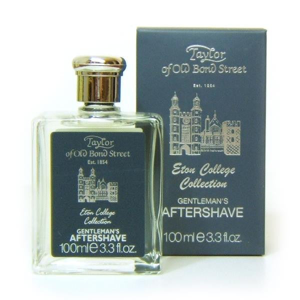 Taylor of Old Bond Street Aftershave Lotion, Eton College 100ml - Taylor of Old Bond Street - ItalianBarber.com