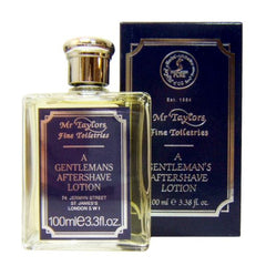 Taylor of Old Bond Street Aftershave Lotion, Mr. Taylors 100ml-Taylor of Old Bond Street-ItalianBarber