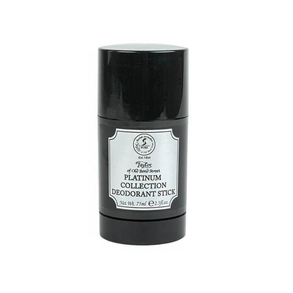 Taylor of Old Bond Street Platinum Collection Deodorant Stick 75ml-Taylor of Old Bond Street-ItalianBarber