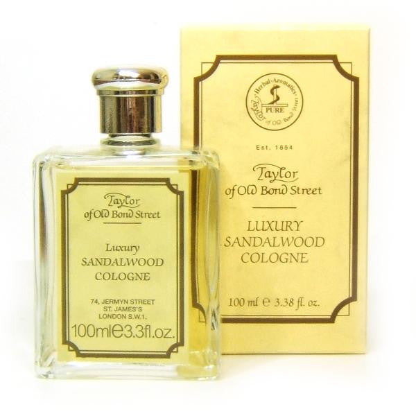 Taylor of Old Bond Street Cologne, Sandalwood 100ml-Taylor of Old Bond Street-ItalianBarber