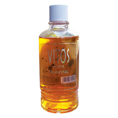 Vitos Aftershave Splash - Large 400ml Barber Sized Bottle - Vitos - Susan Darnell - ItalianBarber.com