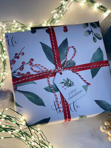 Jolly Christmas Gift Box - Ellie & Bros