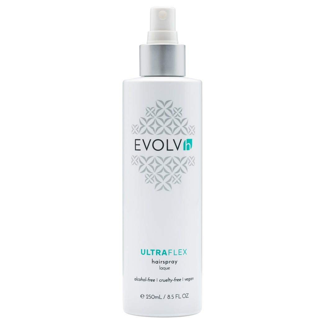 UltraFlex Hairspray Evolvh