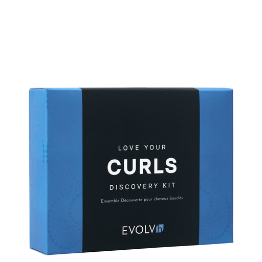 Curls Discovery Kit Evolvh