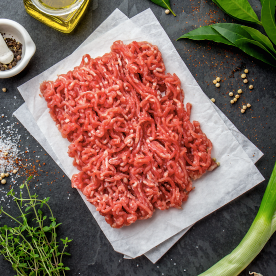 Lean Ground Beef (1 Lb)