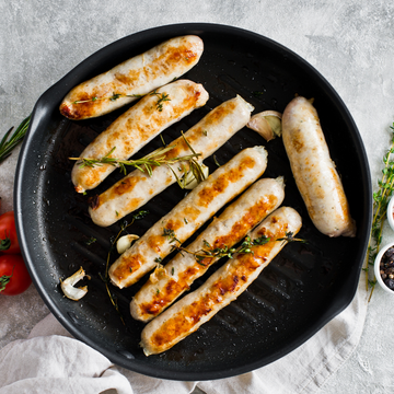 Roast Turkey Sausage (4 Pack)