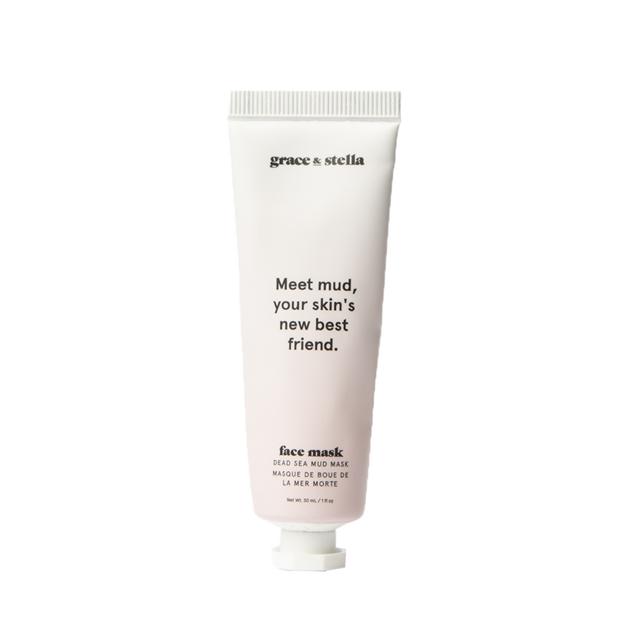 Dead Sea Mud Mask (30ml) - Grace & Stella