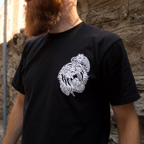 Tiger Tee by Jesse Germs - Limited