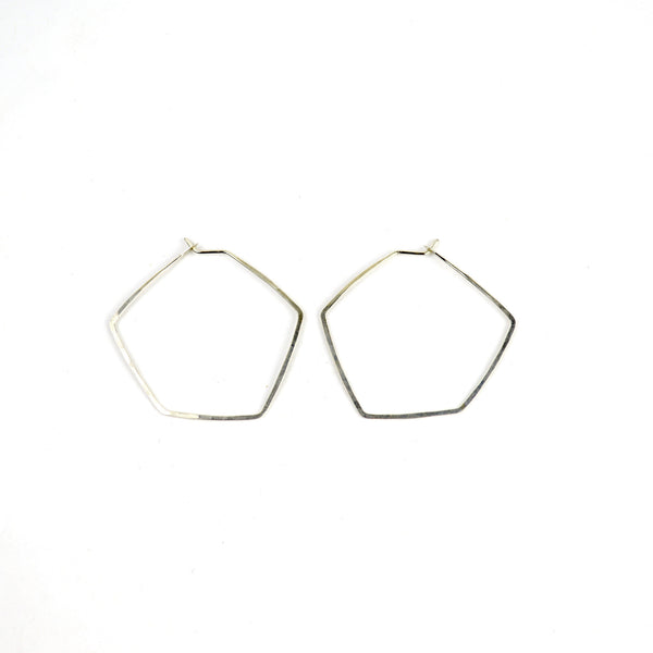Geometric Hoops - Small