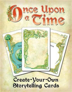 Once Upon a Time: Create Your Own Storytelling Cards (3rd Edition)