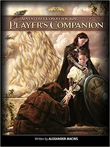 Adventurer Conqueror King System RPG: Player's Companion