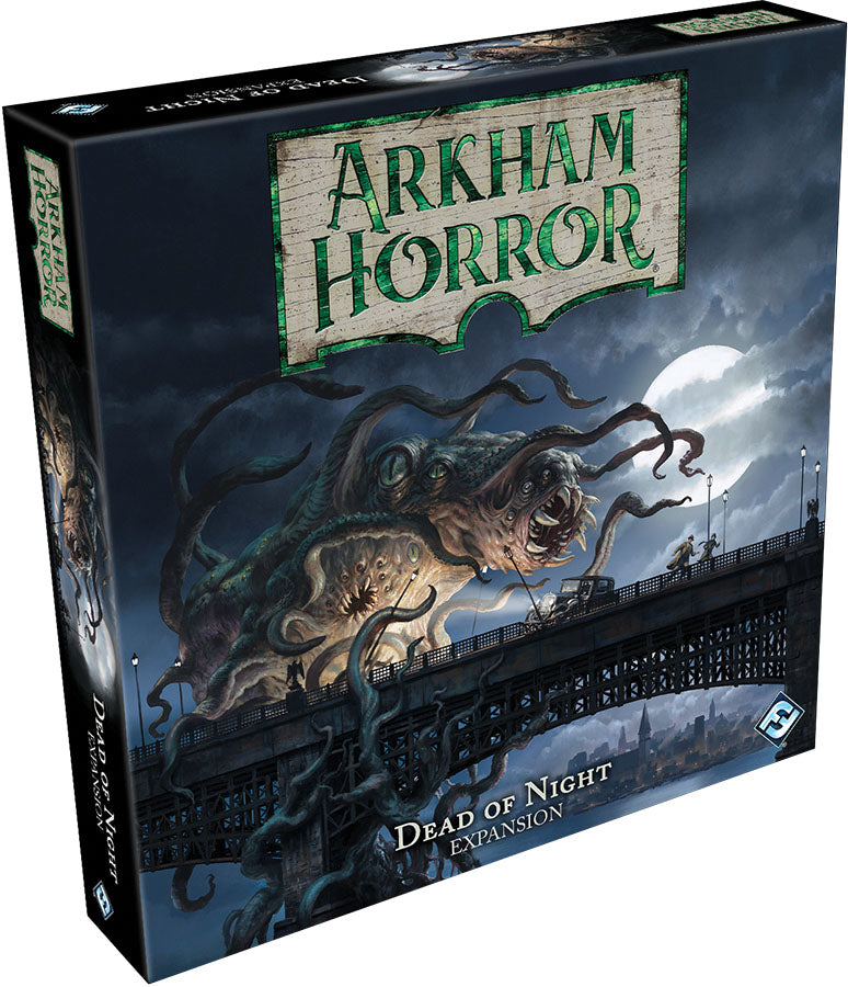 Arkham Horror: 3rd Edition - Dead of Night Expansion