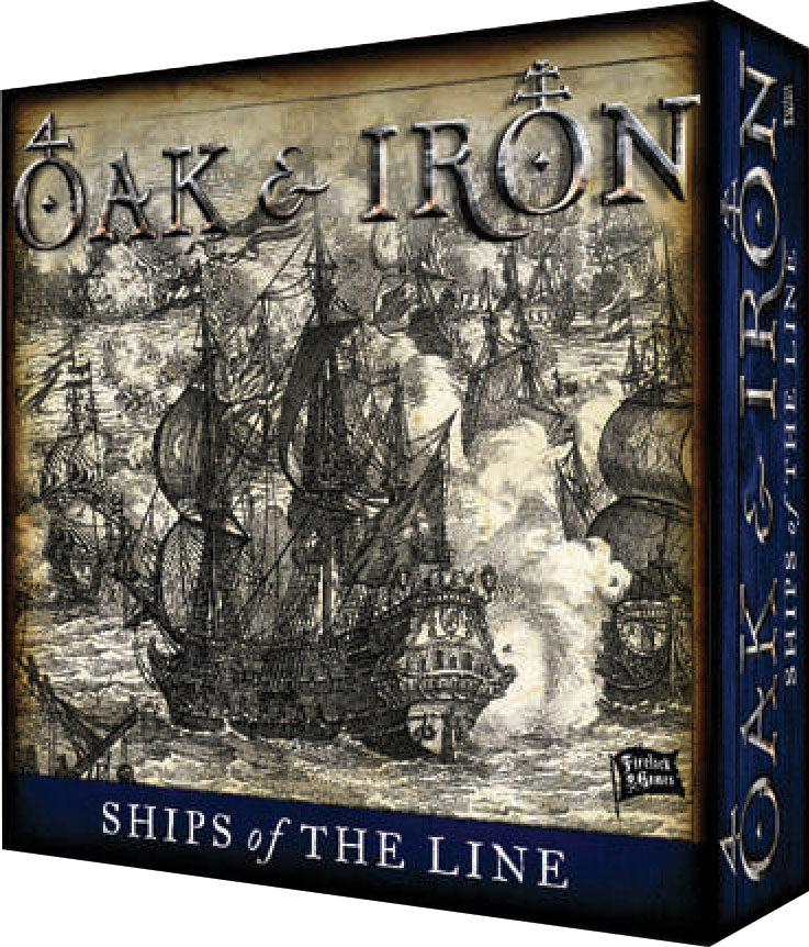 Oak & Iron: Ships of the Line Ship Expansion