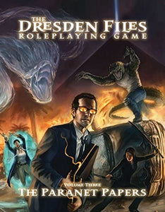 Dresden Files RPG Volume 3 The Paranet Papers