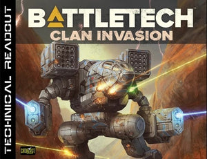 BattleTech: Technical Readout Clan Invasion