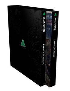 Delta Green: The Role-Playing Game (Slipcase)