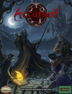Savage Worlds RPG Accursed