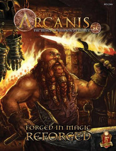 Arcanis 5E RPG Forged In Magic: Reforged