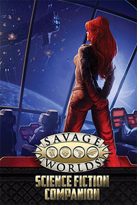 Savage Worlds RPG Science Fiction Companion