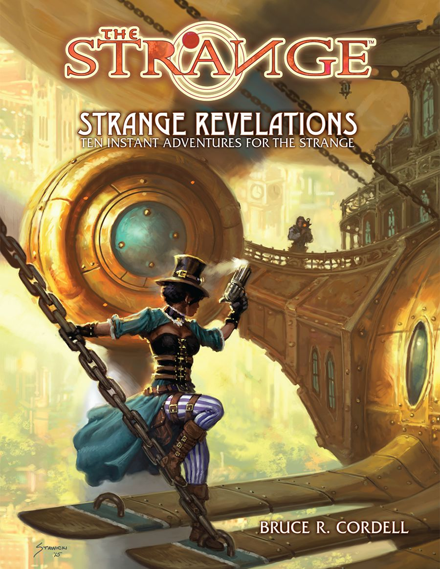 The Strange RPG Strange Revelations